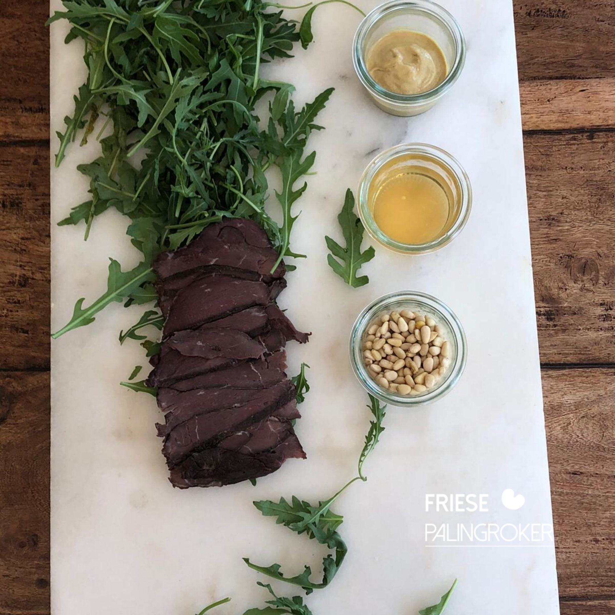 Recept met tuinbonen en zalm