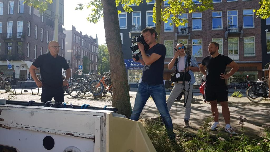 Weekends Away in Amsterdam Videoland